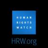 Human Rights Watch (HRW) logo