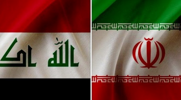 Official Hails Growing Trend in Iran's Exports to Iraq Iran-Iraq-flags-Tasnim-623x346