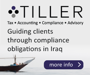 Tiller and Co Accounting, Iraq