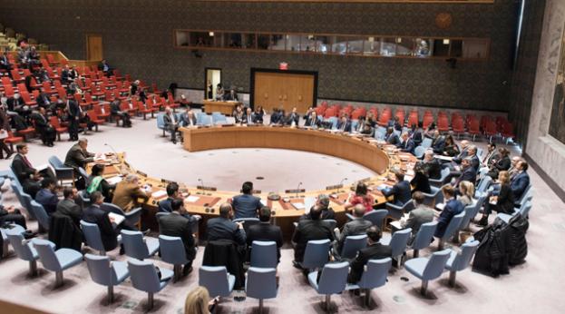 Urgent ... Documents ... UN Security Council Resolution 2470 on Iraq UN-Security-Council-140717-623x346