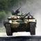Uralvagonzavod (UVZ) T-90 tank