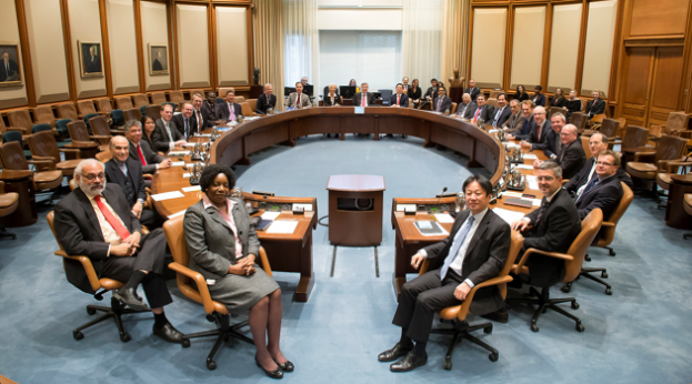 IMF Staff Completes 2019 Article IV Mission on Iraq IMF-Executive-Board-623x346