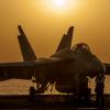 U.S. Navy FA-18E Super Hornet (inherent resolve)