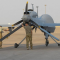 MQ-1C Gray Eagle drone at Al Asad Air Base, Iraq (Inherent Resolve)