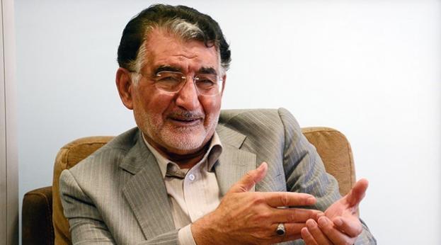 Chairman of Iran-Iraq Chamber of Commerce Yahya Ale-Ishaq (Tasnim)
