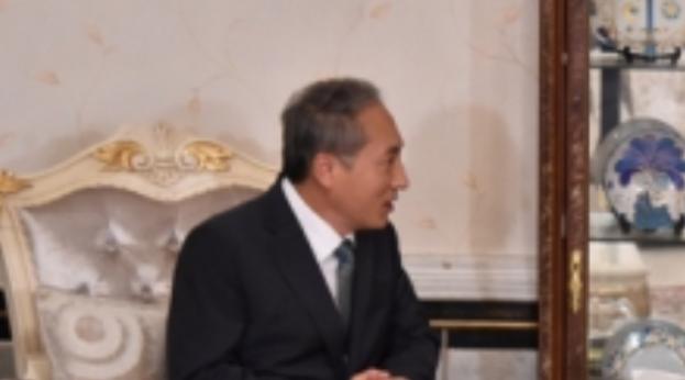 South Korean Ambassador to Iraq, Song Wong-yeob