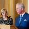Baroness Nicholson and Prince Charles at AMAR 25th Anniv