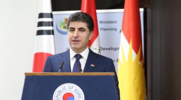 KRG Nechirvan Barzani