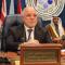 Haider al Abadi at Kuwait conference 140218