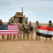 US Marines with Iraqi army soldiers 271117 (Inherent Resolve)