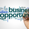 Business opportunity word cloud, from ibreakstock, Shutterstock