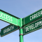 Success, growth, career, development signpost from 3D_Creation, Shutterstock