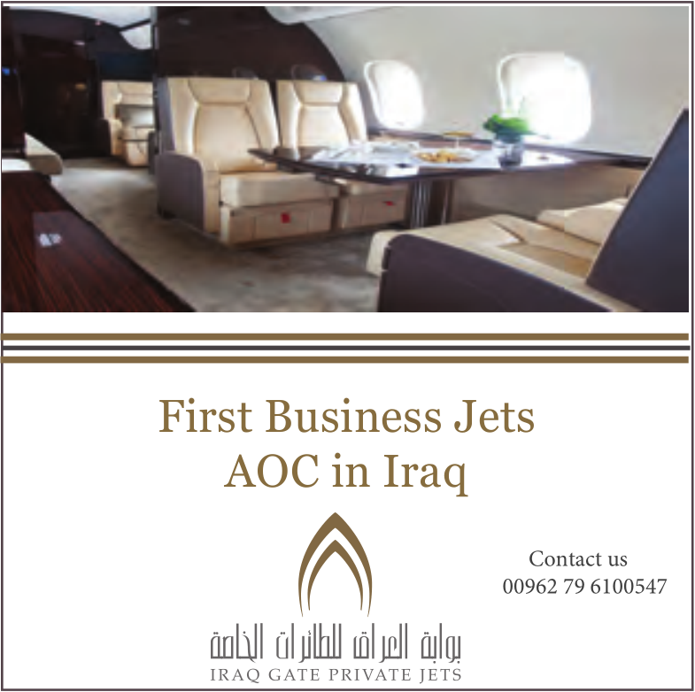Iraq Private Jets