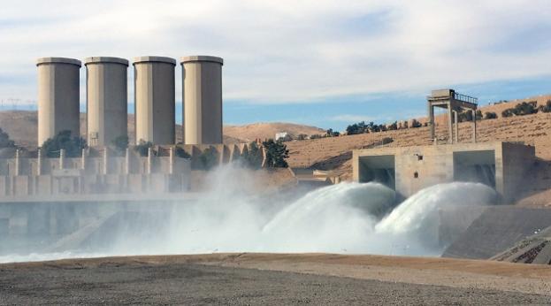 Mosul Dam (Trevi)