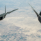 US Air Force F-22 Raptors (Inherent Resolve)