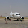 Fly Erbil first flight from Erbil to Stockholm, in Erbil International Airport, 180618