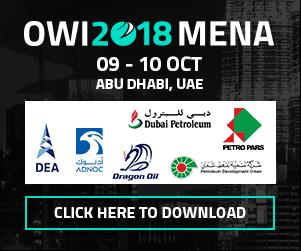 OWI 2018 MENA - Abu Dhabi, UAE.