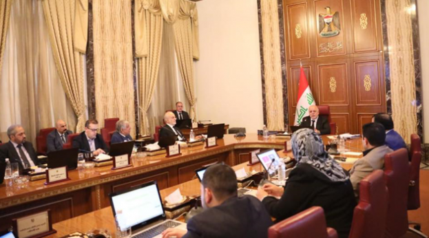 Iraqi cabinet 180918