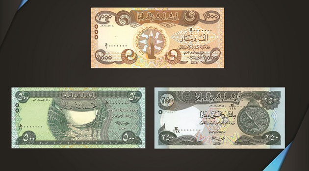 Iraq Issues New Banknote Designs