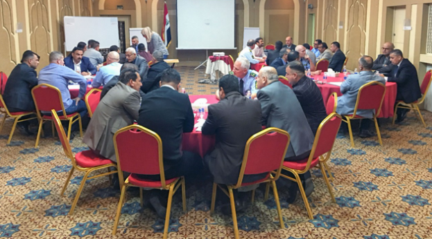UNDP and Denmark Support Mid - Level Police Management Training in Iraq for Citizen Service Oriented Policing ScreenHunter-3356-623x346