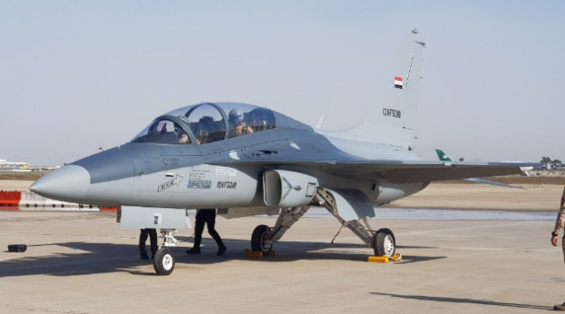 Iraqi Air Force KAI T-50 Golden Eagle