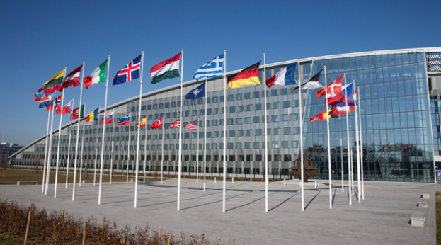 NATO to Lead Military Training in Iraq NATO-HQ-in-Brussels-623x346