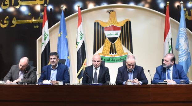 EU Supports Iraq Recovery through Local Development ScreenHunter-3483-623x346