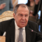 Russian Foreign Minister Sergey Lavrov 300119