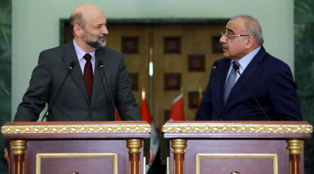Iraq, Jordan to Ease Trade, Finalise Plans for Oil Pipeline ScreenHunter-3543-623x346