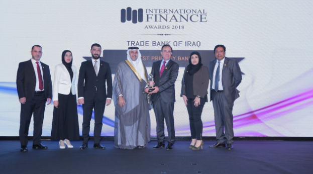 The Iraqi Trade Bank wins two awards from the International Finance Journal ScreenHunter-3623-623x346