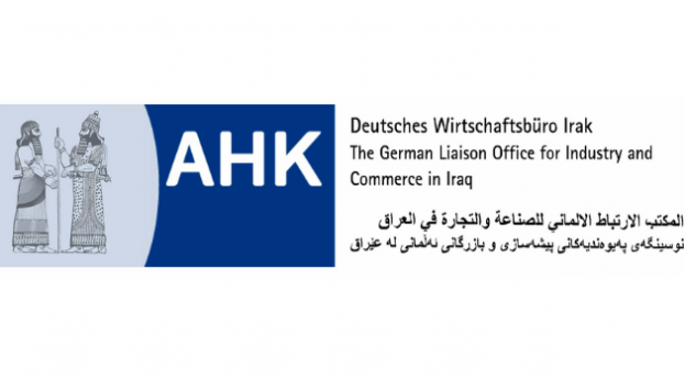 Expected visit to the German Minister of Economy to Iraq German-Liaison-Office-for-Industry-and-Commerce-in-Iraq-DWI-623x346