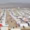 Refugee camp in Iraqi Kurdistan (KRG)