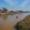 Tigris river in central Baghdad (Christian Lindgren - link)