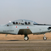 Iraqi Air Force T-6A trainer aircraft