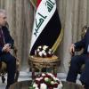 Fatih Birol (IEA) with Iraqi President Barham Salih