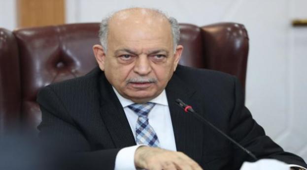 Iraq Minister of Oil Thamer al-Ghadban