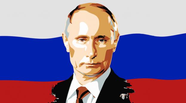 Putin graphic (Pixabay)