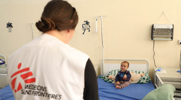Doctors Without Borders, Médecins Sans Frontières (MSF) Iraq