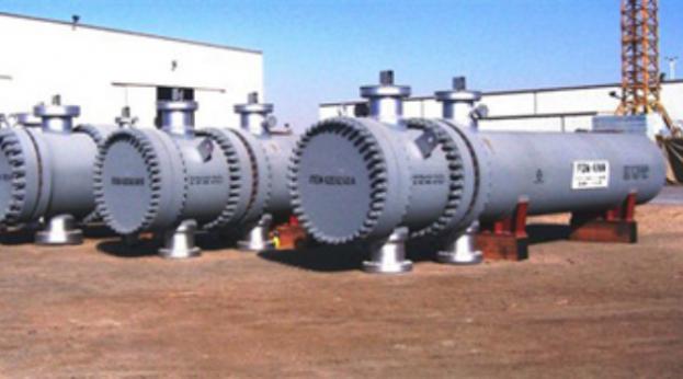 KNM heat exchanger
