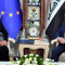 Mogherini with Iraqi Foreign Minister Mohamad Alhakim 130719