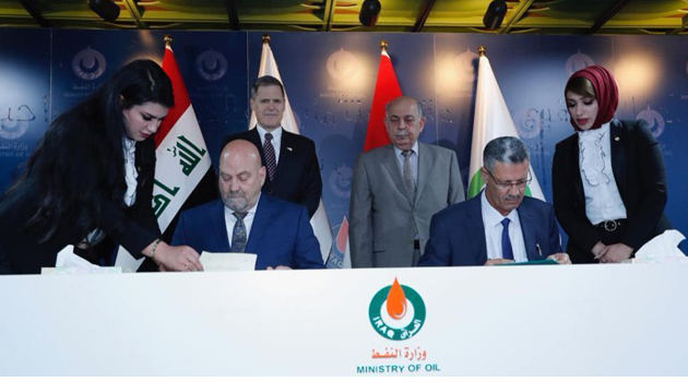 Iraq signs Gas Processing Deal with Honeywell | Iraq