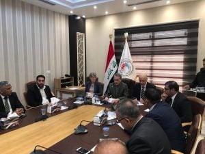 IBBC and Nahrein network hold successful workshop session preparing Iraqi Universities for International Research collaborations with MoHE and scientific Research 82fa5bc5-8383-4aad-80b0-5556b05c7c63-300x225