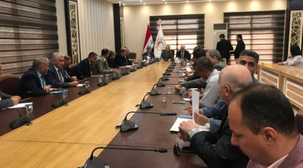 IBBC and Nahrein network hold successful workshop session preparing Iraqi Universities for International Research collaborations with MoHE and scientific Research ScreenHunter-4740-623x346