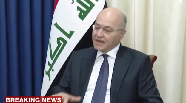 Abdul-Mahdi: I will lift the parliament request for my resignation ScreenHunter-5073-623x346
