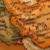 Iran Iraq globe map (Pixabay)