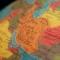 Iran globe map (Pixabay)