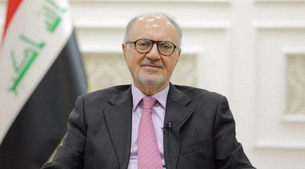Iraqi Minister of Finance Ali Allawi