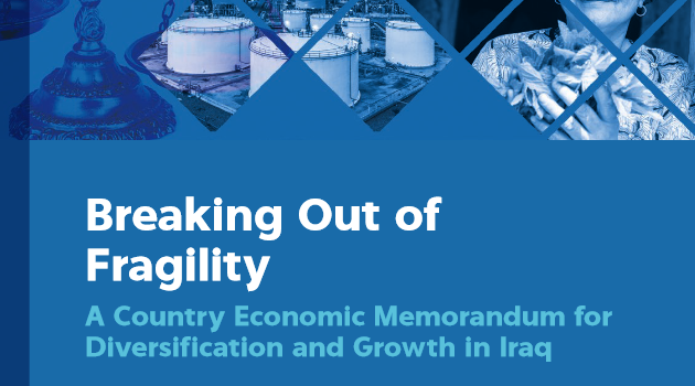 Breaking Out of Fragility: Diversification and Growth in Iraq ScreenHunter-6124